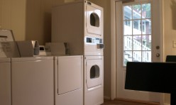 Laundry Room View at Hidden Oak Apartments